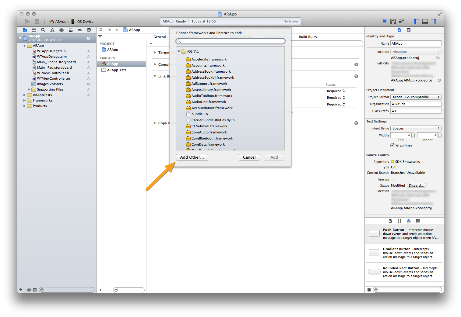 Wikitude SDK iOS 4 0 Documentation