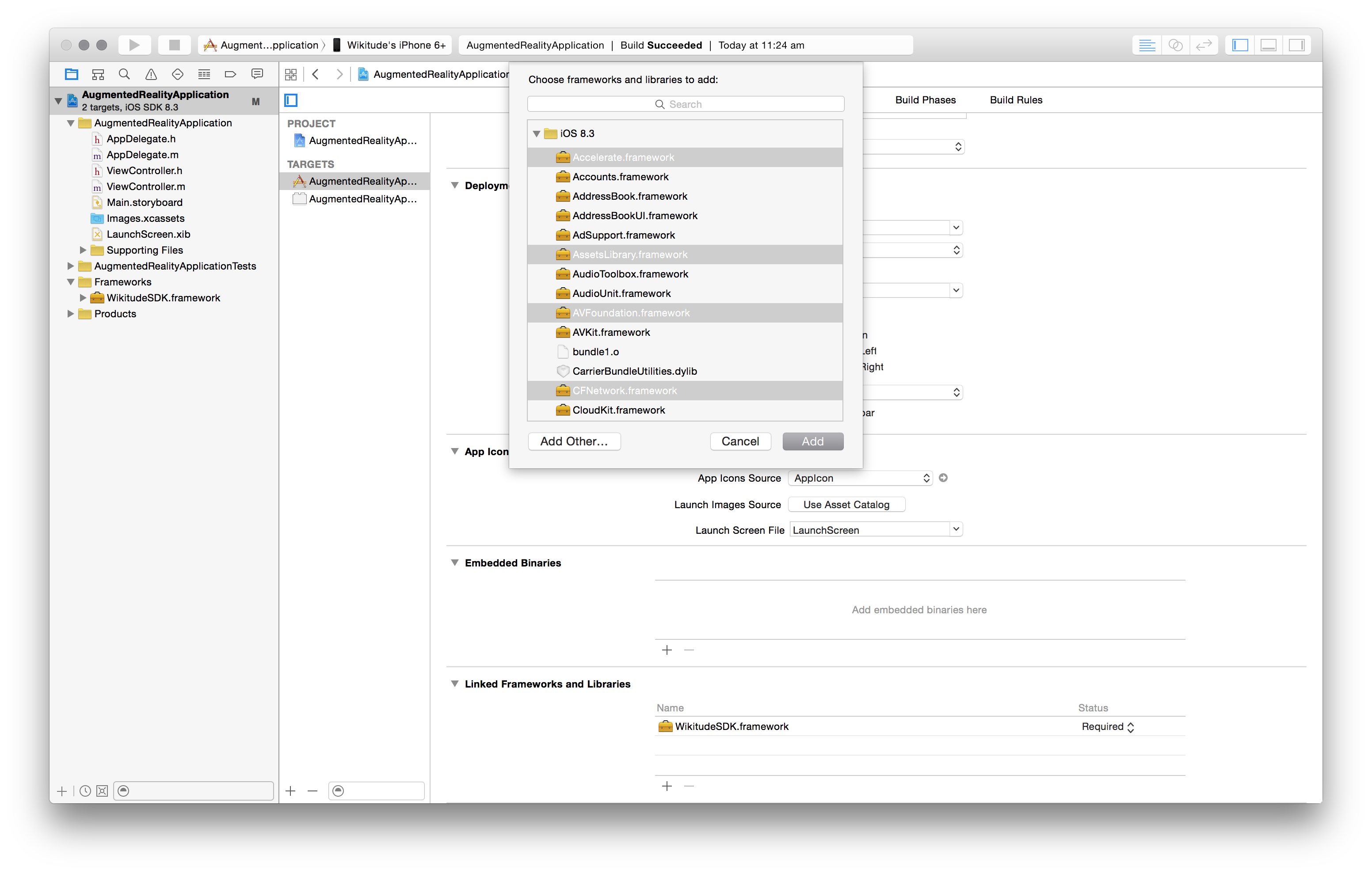 Wikitude SDK iOS 5 3 1 Documentation