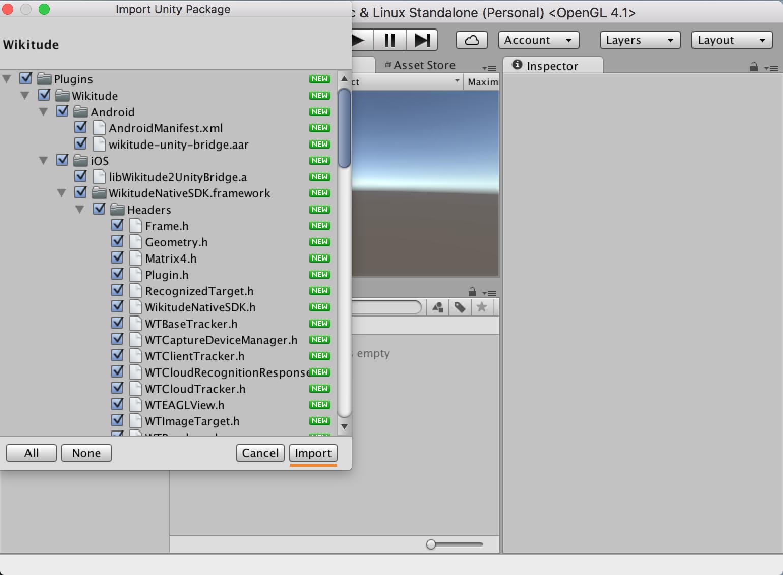 Wikitude SDK Unity 2 0 1 Documentation