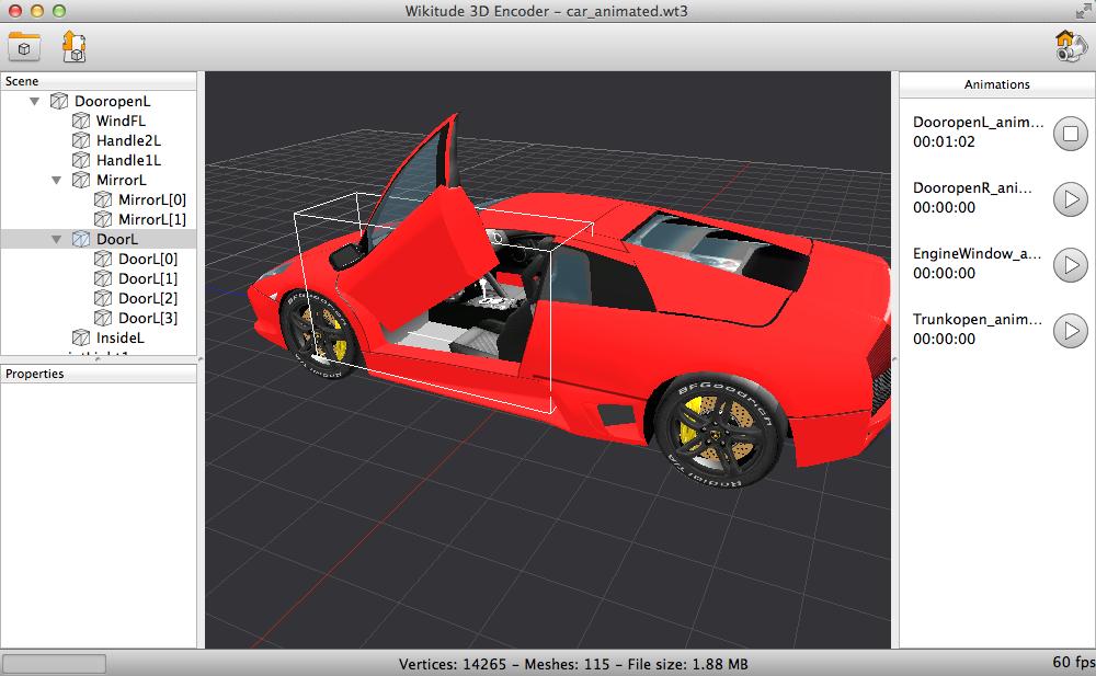 3D Rendering Wikitude SDK Flutter 8 6 0 Documentation