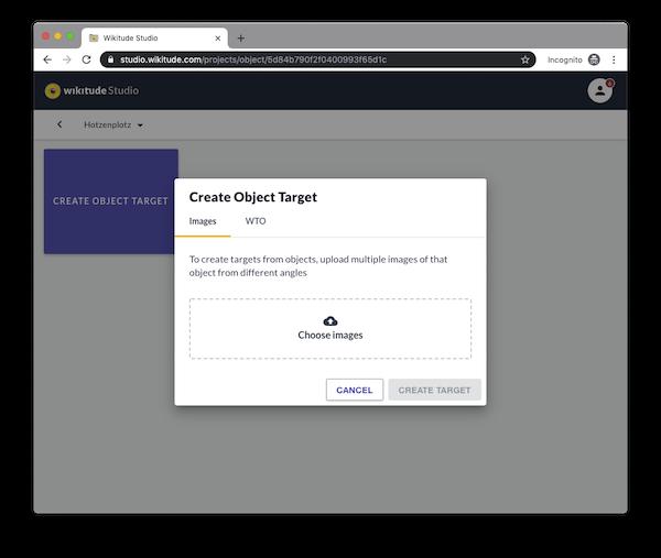 Target Management Wikitude SDK Android Native API 8 6 0 Documentation