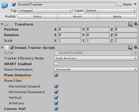 Instant Tracking Wikitude SDK Unity 8 7 0 Documentation