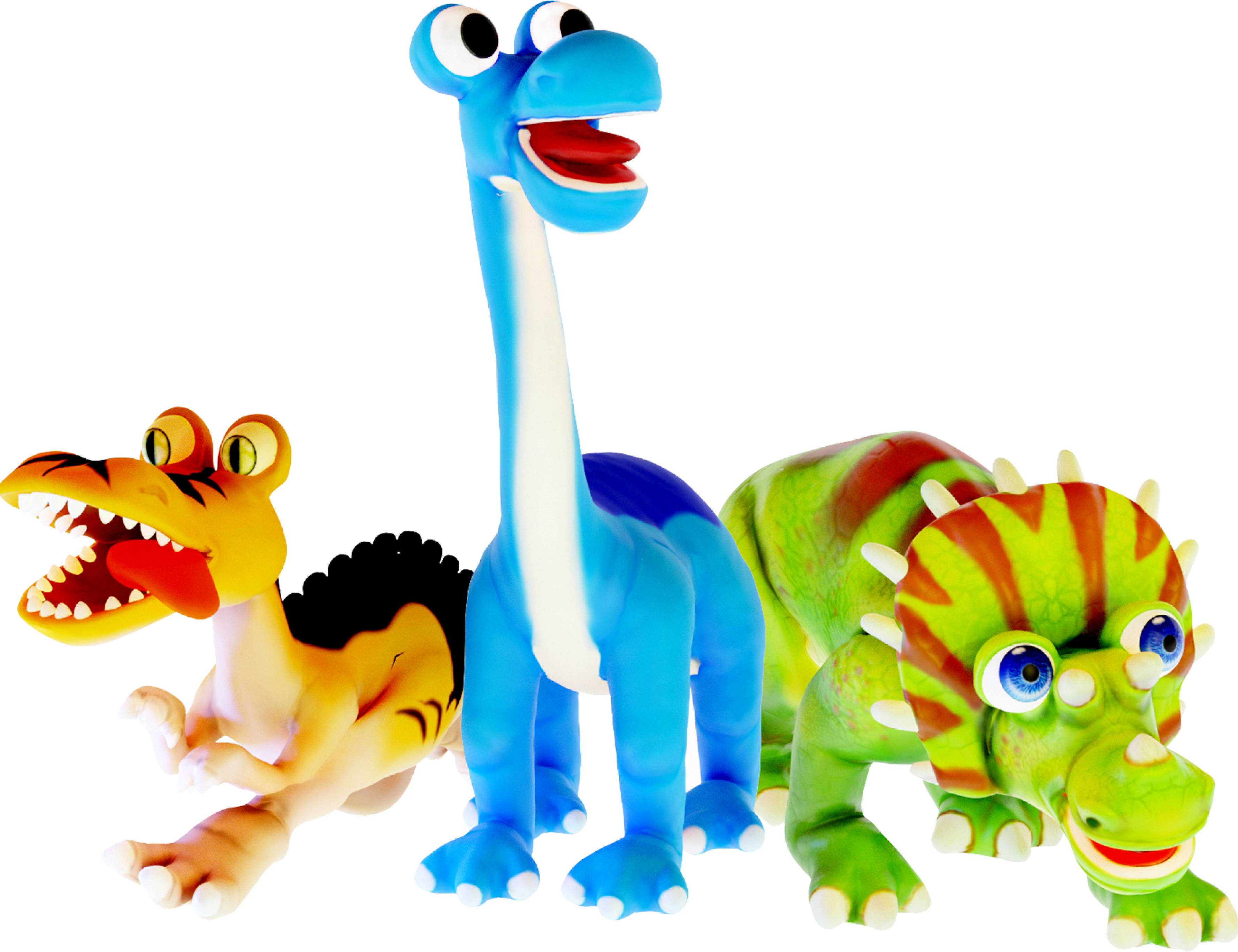 augmented reality toys Dinosaurs