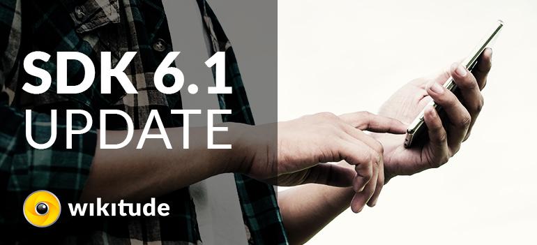 Wikitude SDK 6.1