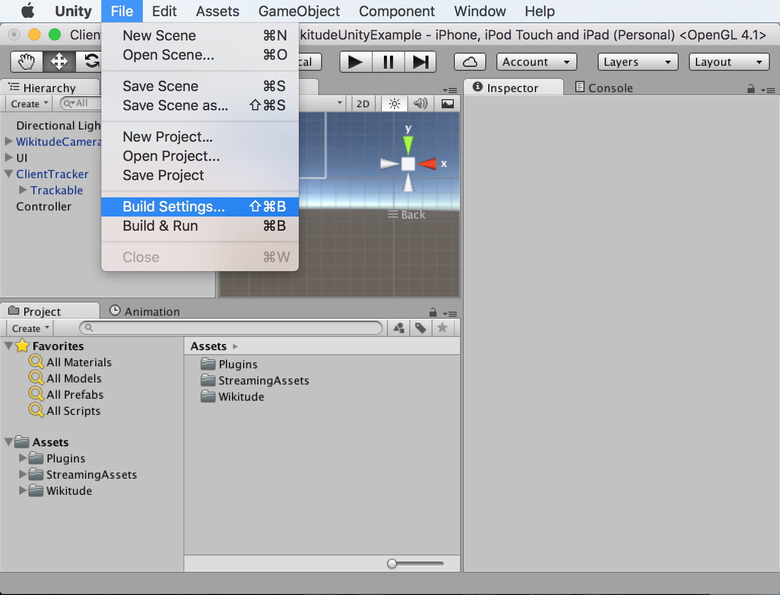 Unity Build And Run On Android Device
