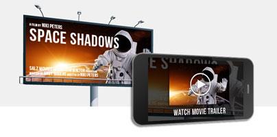 Augmented Reality SDK video overlay