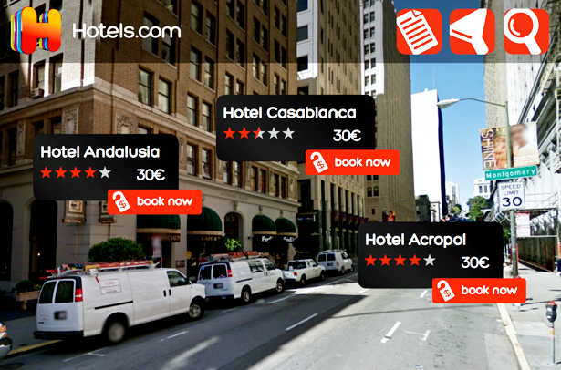 http://www.wikitude.com/showcase/hotels-com-search-for-hotels/