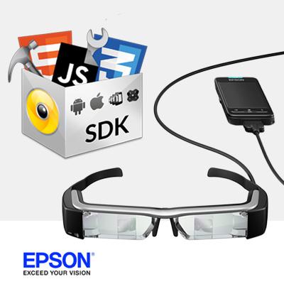 Epson Moverio AR SDK