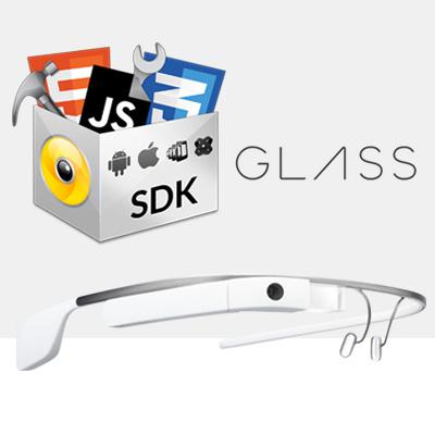 Google Glass AR SDK
