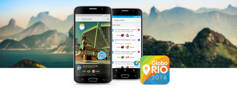 Globo Rio 2016 App
